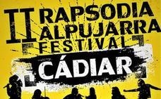 Cádiar se prepara para celebrar la II edición 'Rapsodia Alpujarra Festival'