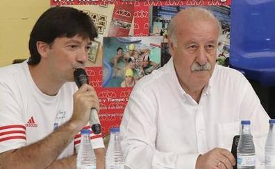 Del Bosque alaba la «buena preparación» y «gran experiencia» de Luis Enrique