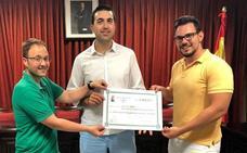Guarromán dona a ALES 2.500 euros del Festival de los Colores