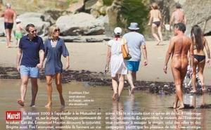 La polémica piscina en la que el presidente de Francia pasa sus vacaciones