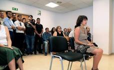 Juana Rivas comparece en el juzgado
