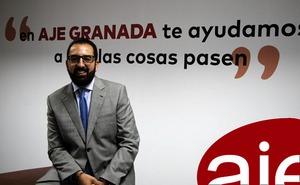 Melesio Peña Almazán, nuevo presidente de la Asociación de Jóvenes Empresarios de Andalucía