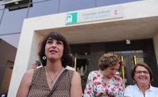 Juana Rivas: «Vine de Italia con billete de vuelta, pero no podía volver al mundo del maltrato»