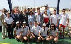 Motril concentrará en el nuevo 'Aula del Mar' del Puerto todos los estudios marinos de la UGR