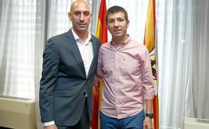 Albert Celades deja de ser seleccionador Sub-21