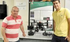 Un grupo de investigación de la UJA se constituye como operadora de drones