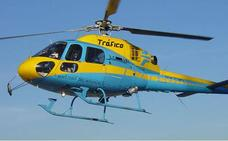 Aumenta la presencia de los helicópteros Pegasus de la DGT