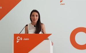 Moreno (Cs) se marca como reto hacer frente al bipartidismo y lograr representación en el Parlamento andaluz