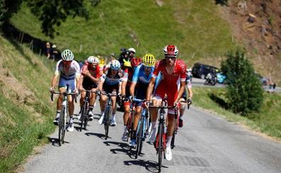 El Alpe d'Huez pone fin a la trilogía alpina