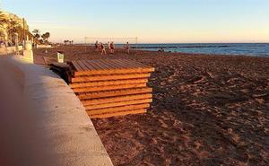 La Junta no autoriza ninguna actividad cultural del plan de playas de Almería