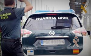 El rastro de un carro permite detener al ladrón de un almacén en Almería