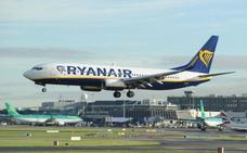 Ryanair dejará en tierra a 50.000 personas por el paro de los tripulantes de cabina