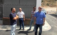 Una inversión de 600.000 euros acaba con los problemas de inundaciones en el barrio de Las Salinas de Torrenueva