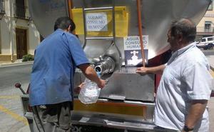 Una semana sin poder beber agua del grifo en 13 municipios de Jaén