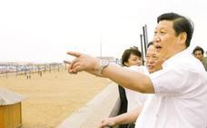 Así veranean en secreto los principales políticos chinos