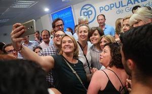 El PP de la Costa va con Soraya
