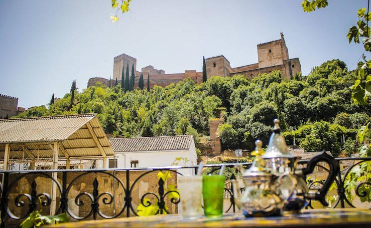 7 «cafés con vistas» de Granada que te enamorarán