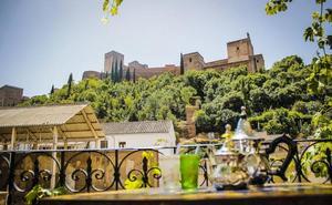 7 'cafés con vistas' de Granada que te enamorarán