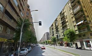 Cinco mujeres heridas en un atropello múltiple en la Avenida de Andalucía de Jaén
