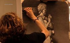 Docencia en Red: 'Treinta y tres sesiones de pintura, en una hora'