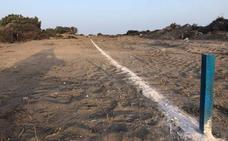 Comienzan las últimas obras del paseo marítimo de Almería