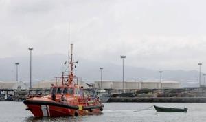 Detenido en Almería el patrón de una patera de la que desaparecieron 43 personas
