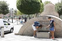 Alerta amarilla de la AEMET en Granada: tendremos la temperatura máxima de España