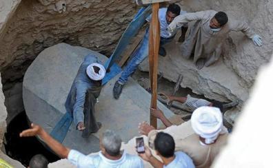 Desvelado el misterio del sarcófago egipcio