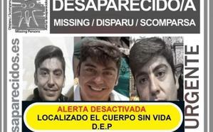 Encuentran el cadáver del joven actor mexicano que desapareció en marzo en Tenerife
