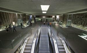 La estación de Alcázar Genil del metro de Granada recibe un prestigioso premio de arquitectura