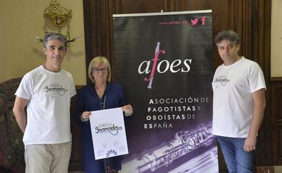 La 47 Conferencia de fagot atrae a Granada a más de mil músicos