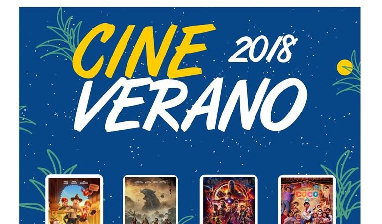 El programa CineVerano 2018 de Diputación comienza su periplo por 40 municipios jiennenses