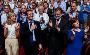 El PP vira hacia la derecha con la elección de Casado