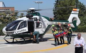 Hallan a un senderista de 17 años fallecido en Sierra Nevada