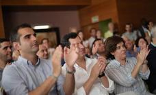 Fernández-Pacheco, entre los propuestos por Santamaría para la ejecutiva nacional del PP