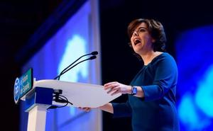 Santamaría premia el apoyo de Andalucía situando a Fátima Báñez como su candidata a la secretaría general