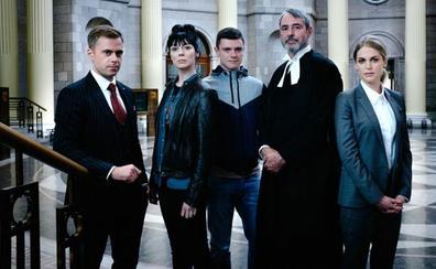 Llega la serie irlandesa 'Striking Out'