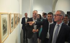 Guirao lamenta que Diputación no saque más partido al archivo de Goytisolo