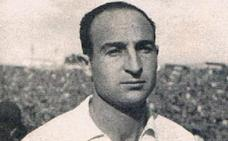 Juan Araujo, un jienense máximo goleador andaluz de Primera