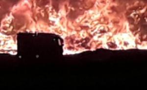 La planta de Alhendín vuelve a arder