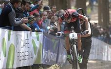 El granadino David Valero revalida su título de campeón de España de XCO