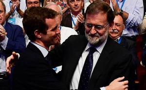 Rajoy sale de la política con cinco inmuebles y casi un millón ahorrado