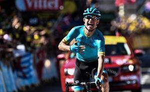 Nielsen da al Astana su segunda etapa seguida