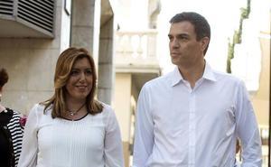La Junta, convencida de que la reunión entre Susana Díaz y Pedro Sánchez será buena para Andalucía