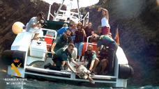 La tortuga 'Benjamín' vuelve al mar