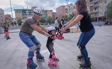 Rutas de patinaje gratuitas en el Zaidín