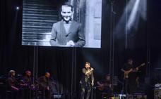 Lorca revive en Almería en la voz de Miguel Poveda