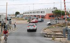 Adif realizará una inspección de los edificios cercanos a las vías de El Puche