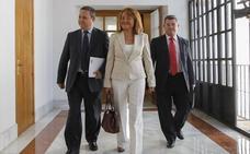 Moro asegura que el Parlamento «no podía conocer bajo ningún concepto» el sistema de ayudas de ERE