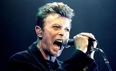 La primera maqueta de David Bowie, a subasta en septiembre por más de 11.000 euros